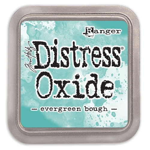 Tim Holtz Distress Oxide Ink Pad EVERGREEN BOUGH Ranger tdo55938 Preview Image