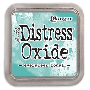 Tim Holtz Distress Oxide Ink Pad EVERGREEN BOUGH Ranger tdo55938