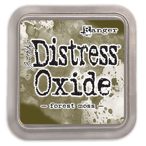 Tim Holtz Distress Oxide Ink Pad FOREST MOSS Ranger tdo55976 Preview Image