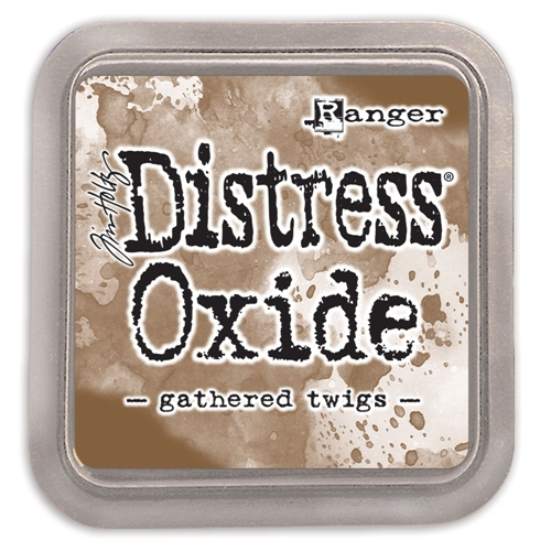 Tim Holtz Distress Oxide Ink Pad GATHERED TWIGS Ranger tdo56003 Preview Image