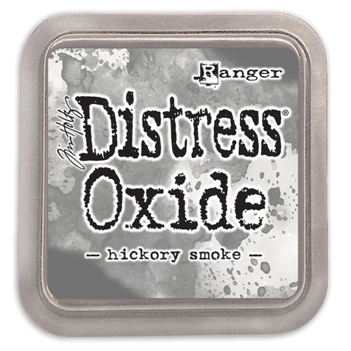Hickory Smoke Didtress Oxide Ink Pad