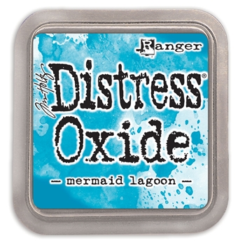 Tim Holtz Distress Oxide Ink Pad MERMAID LAGOON Ranger tdo56058