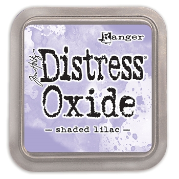 Tim Holtz Distress Oxide Ink Pad SHADED LILAC Ranger tdo56218