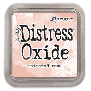 Tim Holtz Distress Oxide Ink Pad TATTERED ROSE Ranger tdo56263