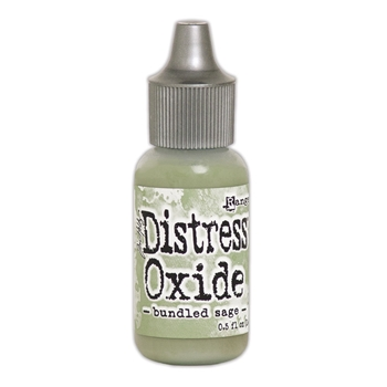 Tim Holtz Distress Oxide Reinkers BUNDLED SAGE Ranger tdr56959