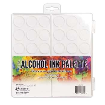 Tim Holtz ALCOHOL INK PALETTE Ranger tac58526