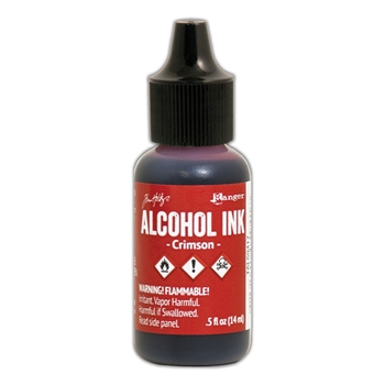 RESERVE Tim Holtz Alcohol Ink CRIMSON Ranger tal59417