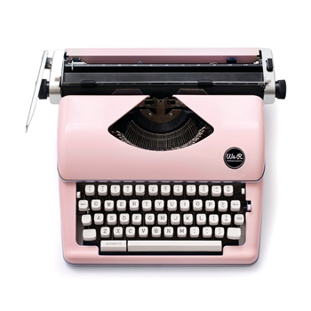 We R Memory Keepers PINK TYPEWRITER Typecast 310297