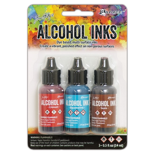 Tim Holtz Rodeo Alcohol Ink Set
