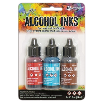 Tim Holtz/Ranger Alcohol Inks (Various)
