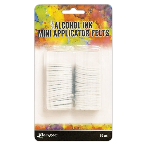 Tim Holtz Alcohol Ink MINI APPLICATOR TOOL REPLACEMENT FELTS Ranger tac62165 Preview Image