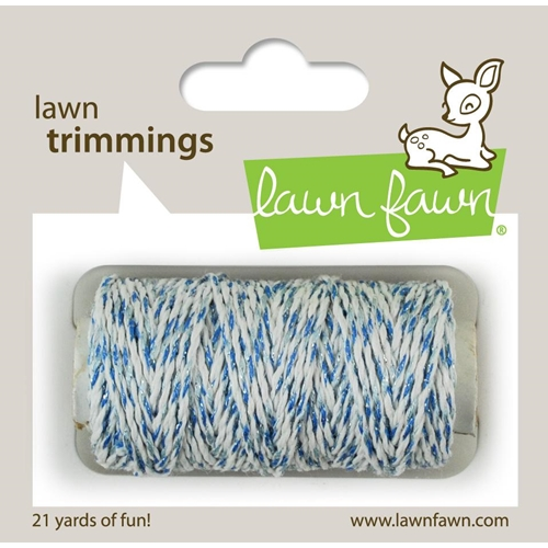 Lawn Fawn OCEAN Sparkle Cord LF1580 Preview Image