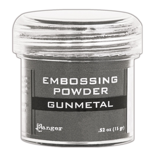 Ranger Embossing Powder GUNMETAL METALLIC epj60369 Preview Image