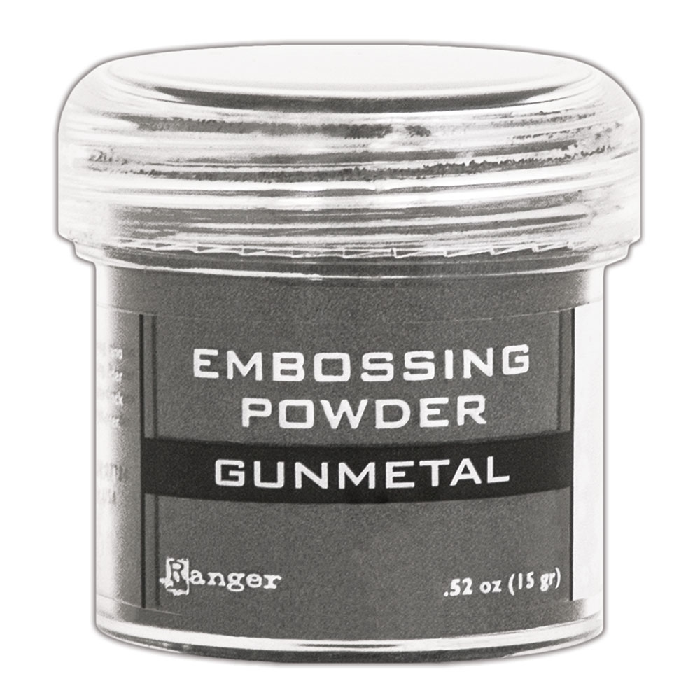 Ranger Embossing Powder GUNMETAL METALLIC epj60369 zoom image