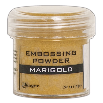 Ranger Embossing Powder MARIGOLD METALLIC epj60376