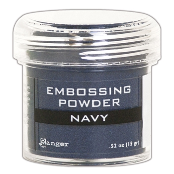 Ranger Embossing Powder NAVY METALLIC epj60383