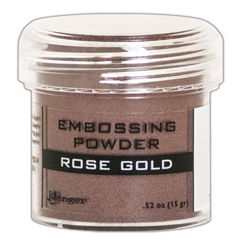 RESERVE Ranger Embossing Powder ROSE GOLD METALLIC epj60390