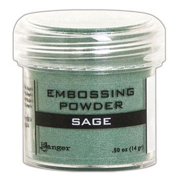 RESERVE Ranger Embossing Powder SAGE GOLD METALLIC epj60406