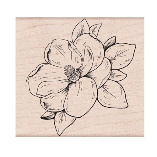 Hero Arts Rubber Stamp MAGNOLIA K6270 Preview Image