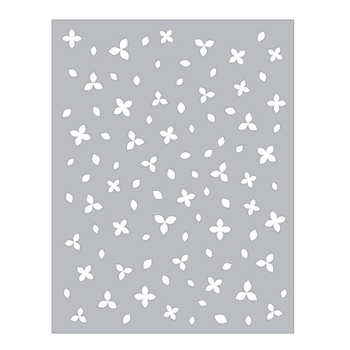 Hero Arts Fancy Die FLOWER CONFETTI DI464