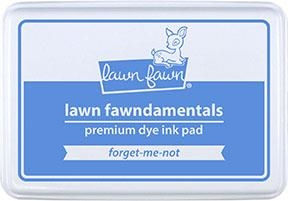RESERVE Lawn Fawn FORGET ME NOT Premium Dye Ink Pad LF1657