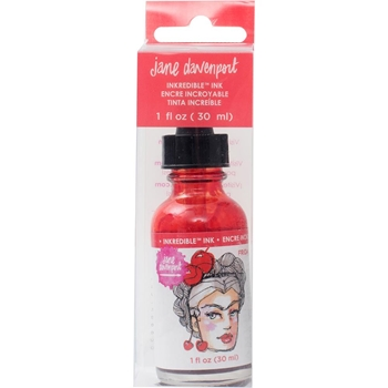 Jane Davenport CHERRY Inkredible Scented Ink Mixed Media 2 377001