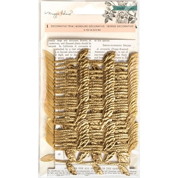 Crate Paper FLOURISH Decorative Trim 344405