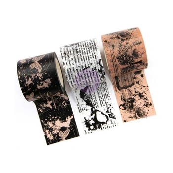 Prima Marketing BUTTERFLY LOVE Traveler's Journal Decorative Tape 599935