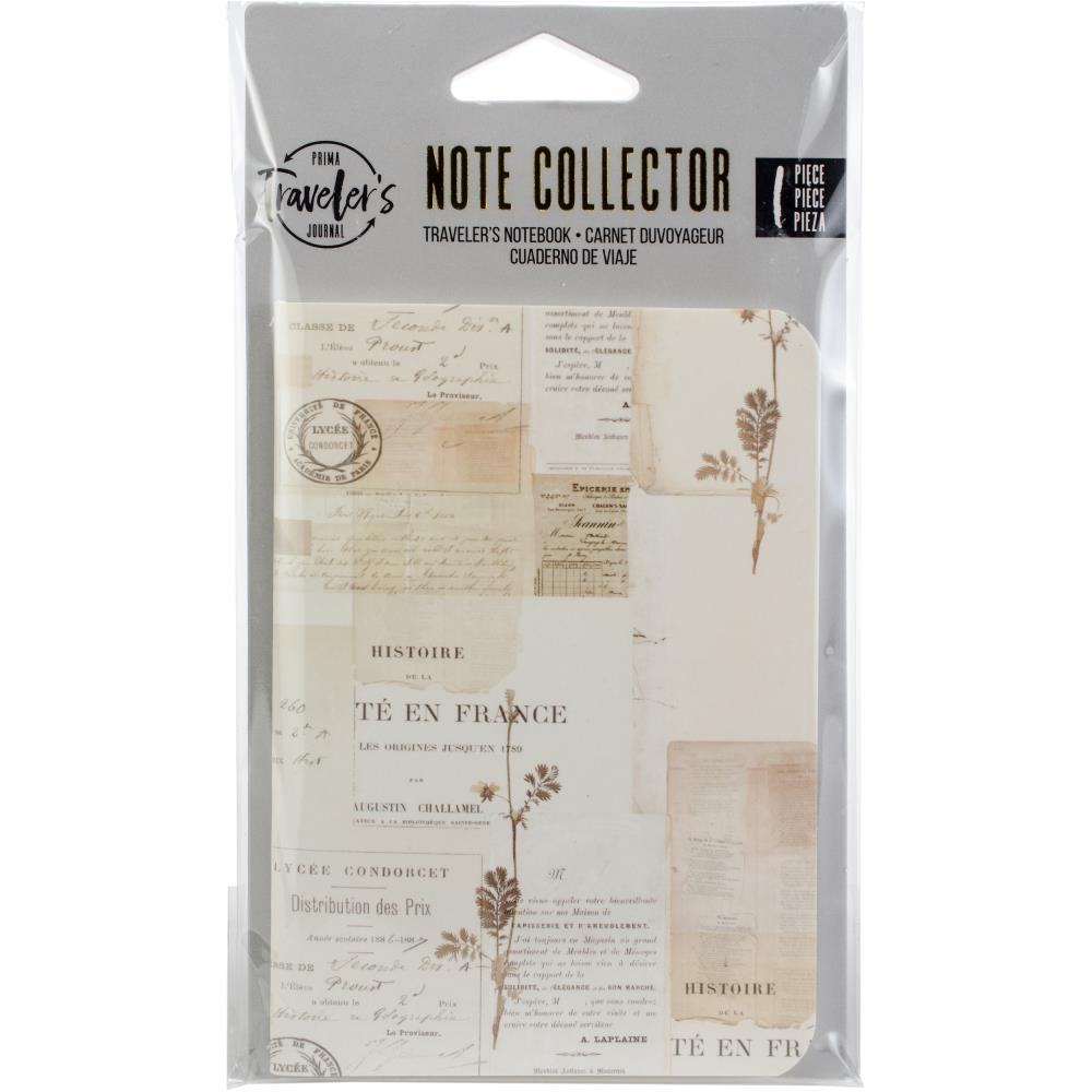Prima Marketing NOTE COLLECTOR Traveler's Journal Refill Notebook 599812 zoom image