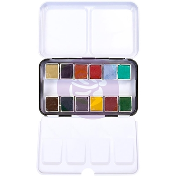 Prima Marketing WOODLANDS Watercolor Confections Set 631550