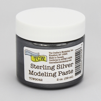 TCW Sterling Silver Modeling Paste