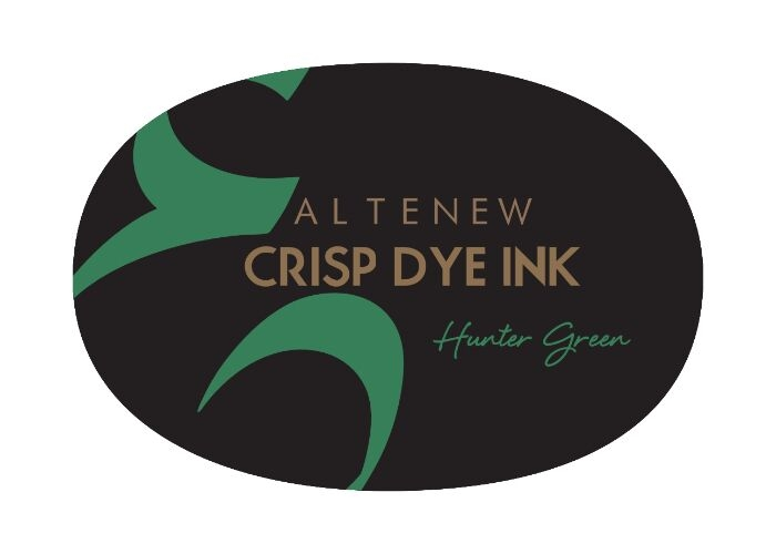 Altenew HUNTER GREEN Crisp Dye Ink Pad ALT2141 zoom image