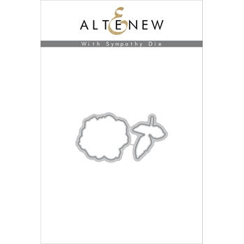 Altenew WITH SYMPATHY Die ALT2078