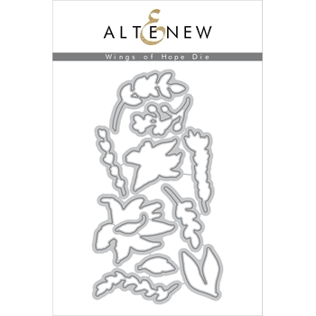 Altenew WINGS OF HOPE Die ALT2075