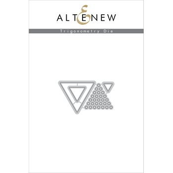 Altenew TRIGONOMETRY Die Set ALT2072