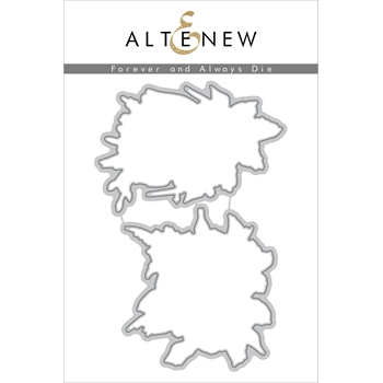 Altenew FOREVER AND ALWAYS Die Set ALT2058