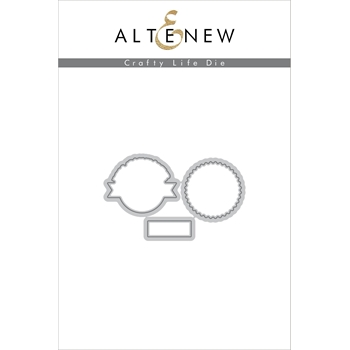 Altenew CRAFTY LIFE Die Set ALT2055
