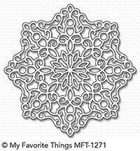 My Favorite Things MAGICAL MANDALA Die-Namics MFT1271