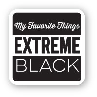 My Favorite Things CUBE EXTREME BLACK Hybrid Ink Pad MFT 3402