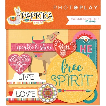 PhotoPlay PAPRIKA Ephemera pk8843