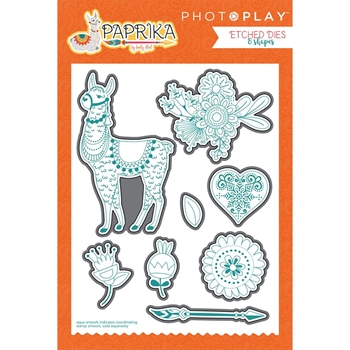 PhotoPlay PAPRIKA Die Set pk8845