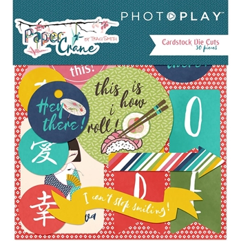 PhotoPlay PAPER CRANE Ephemera pc8805