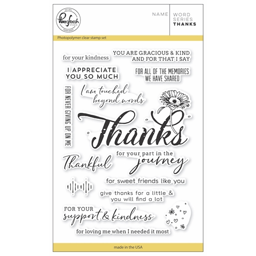 Fill-In Stamping - Jennifer McGuire Ink