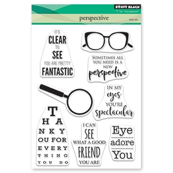 Penny Black Clear Stamps PERSPECTIVE 30-460
