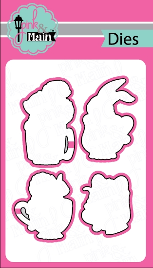Pink and Main PERFECT BLEND Die Set PNM134* zoom image