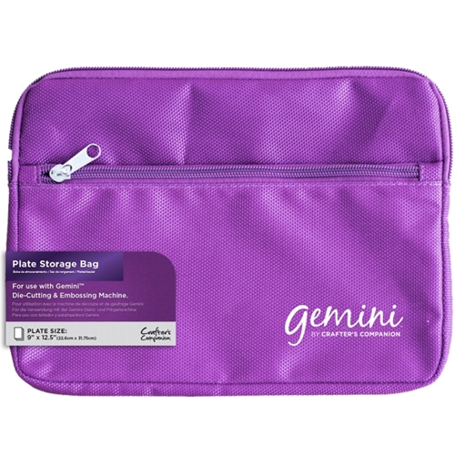 Crafter's Companion GEMINI 9 x 12 PLATE STORAGE BAG gem-acc-psb Preview Image