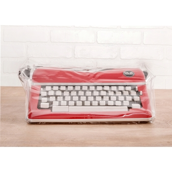 We R Memory Keepers TYPEWRITER COVER Clear 662910