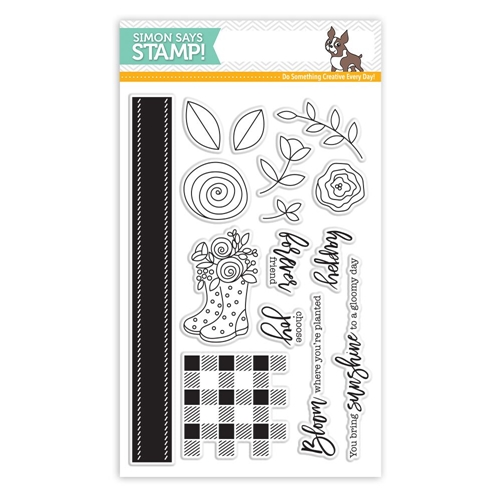 Simon Says Clear Stamps CHOOSE JOY sss101821 Preview Image