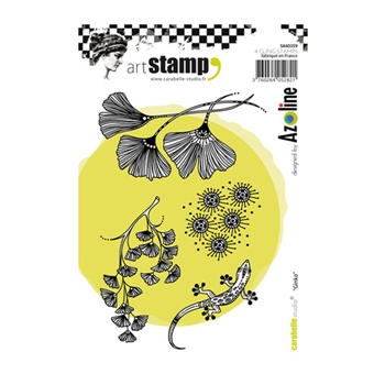 Carabelle Studio GINKO By Azoline Cling Stamp sa60359