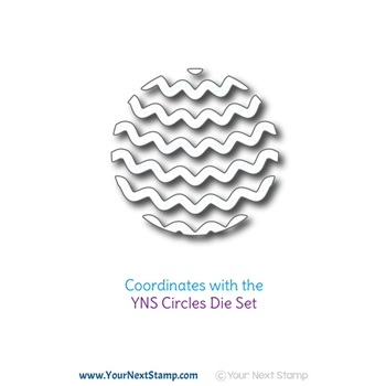 Your Next Die WAVE-TASTIC CIRCLE ynsd720